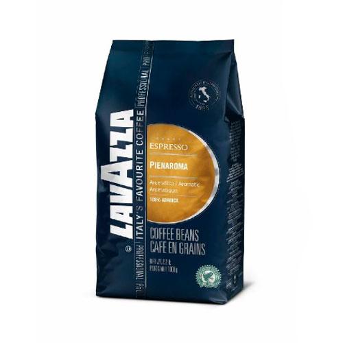 cafe lavazza pienaroma en grano 1 kg
