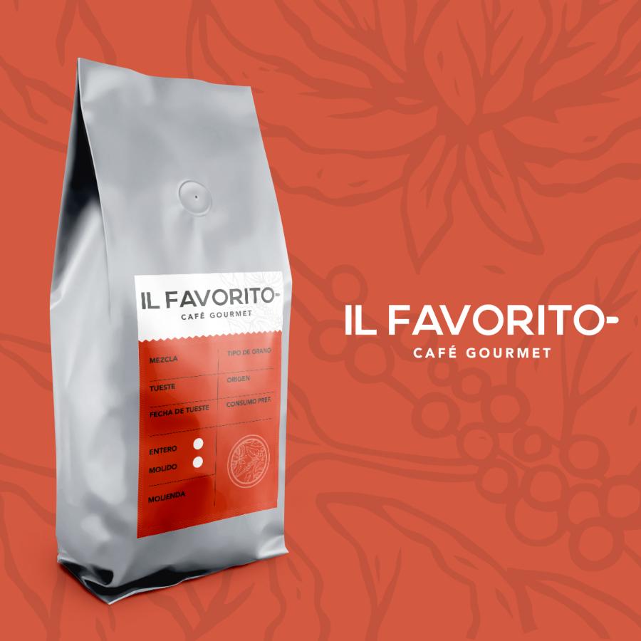 café nacional en grano mezcla oaxaca 1 kg