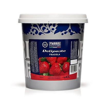 DELIPASTES FRUTALES FRESA 4,5 kg fabbri
