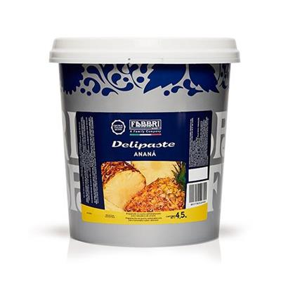 DELIPASTES FRUTALES PIÑA 4,5 kg fabbri